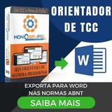 Monografia, Tcc Você Precisa De Ajuda