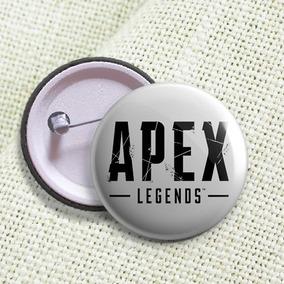 Apex Legend 10 Bottons Bóton Broche Pin 3.5 Cm