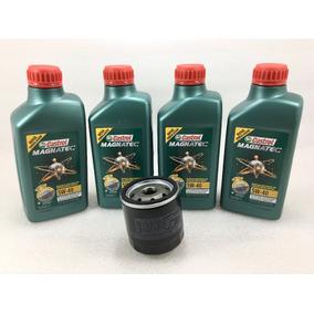 Kit Troca Oleo Crossfox 1.0 1.6 Castrol Magnatec 5w40 50888