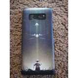 Capa Star War Para Samsung Note 8