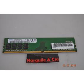 Memória Samsung Ddr4 8gb 1rx8 Pc4 - 2400t - Ua2 -11 Nova
