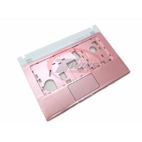 Carcaça Superior Sony Sve141 Rosa - Com Touch Pad