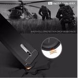 Kit 1 Capa + 4 Películas Vidro Xiaomi Redmi Note 4 Top
