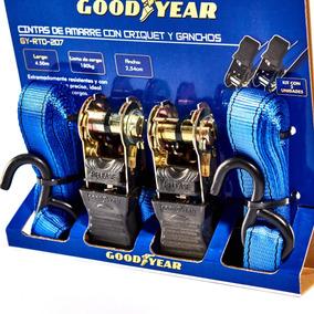 Linga Cuerda Sunchos Amarre C/crique Gancho Goodyear Store