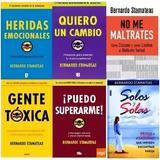 Bernardo Stamateas 12 Libros - Combo Pack Coleccion Lote X12