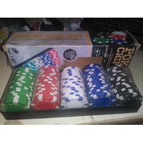 Fichas De Poker Profesional Poker Chip Set 11.5g