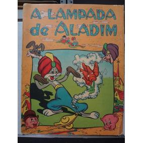 Gibi Coleção Pernalonga Nº 3 A Lampada De Aladim
