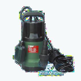 Bomba Sumergible 1hp Flujo Max 200 Lts
