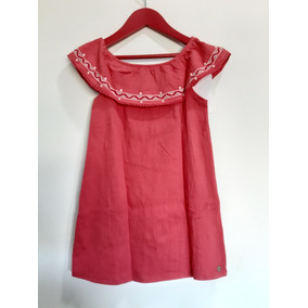 Vestido Roxy Rouge Red Talla 5 Años