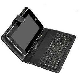 Capa Com Teclado Tablet Usb 8