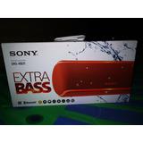 Parlante Portátil Contra Agua Y Polvo Sony Srs-xb21