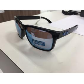 Oculos Oakley Holbrook Prizm Deep Water De Sol - Óculos no Mercado ... 6617bde775