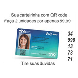 Card, Cart Nacional E Outro Carteinha De Esturante Com Qrrp0