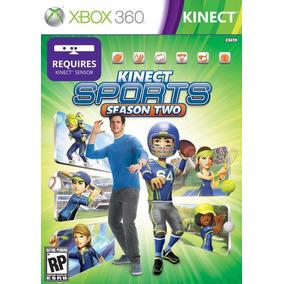 Jogo Para Xbox 360 Kinect Sports 2 Lacrado Original Ntsc