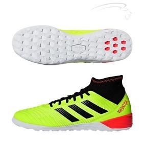Adidas Predator - Tacos y Tenis Adidas Amarillo de Fútbol en Mercado ... 401a1b16d9d0b