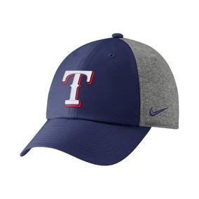 Nike Texas Rangers Gorra Mlb Heritage86 New Day Ajust Nva 2ef55920b22