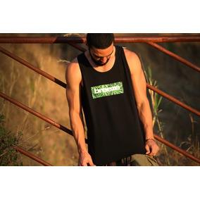 Camisa Camiseta Regata Maconha Weed Cannabis Breeze Clothing