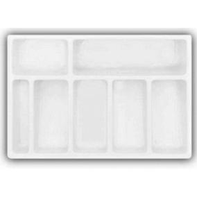 Porta Cédula Plástica 7 Div. 400x285 [ Pc-04 ] - Mold Plas