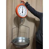 Balanza Reloj 10 Kilos De Colgar