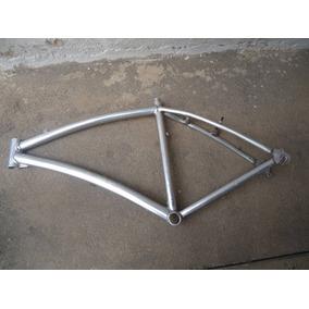 Quadro Bicicleta Caloi Em Alumínio - Leia Todo O Anúncio