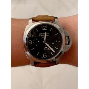 1da503130f2 Relogio Panerai Luminor Daylight - Relógios no Mercado Livre Brasil