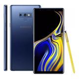 Celular Samsung Galaxy Note 9 Azul Dual Sim 128gb