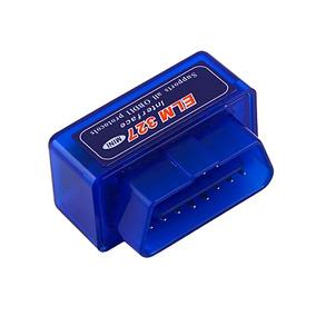 Mini Obd2 Scanner Bluetooth Automotivo Carro Celular Elm327