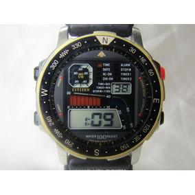 08e16670c26 Relogio Citizen Wind Surf Antigos - Relógios no Mercado Livre Brasil