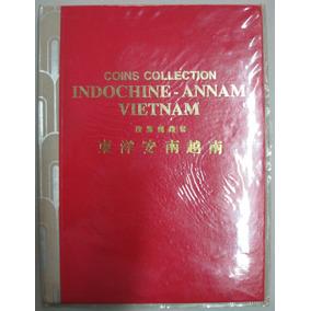 Incrível Coleção Com Moedas Da Ásia !!!