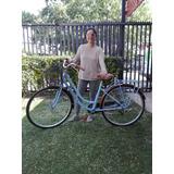 Bicicleta De Dama Paseo