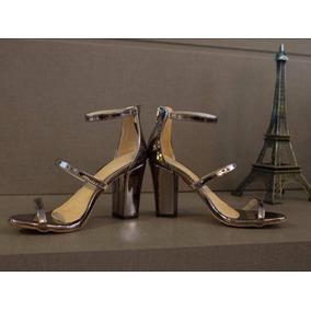 19d131e29 Sandalias Classica - Sandálias para Feminino Prateado no Mercado ...