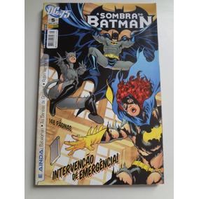 Gibi A Sombra Do Batman Panini Diversos Números