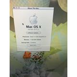 Power Mac G5. 7gb Ram. Dual 2.5.estetica10,funciona Perfecto