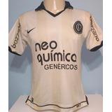 Camisa Corinthians 2010 Do Centenário Original Nike - 48