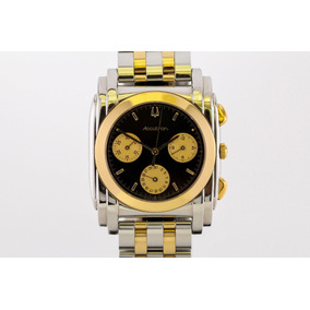 Relógio Bulova Accutron Cronógrafo