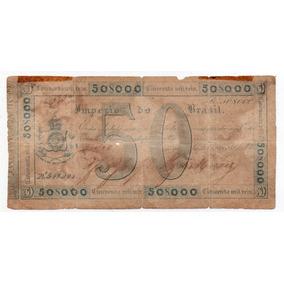 R006 50 Mil Reis Troco Do Cobre São Pedro