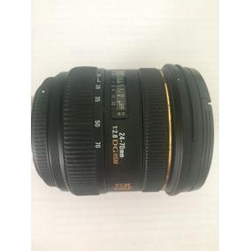 Lente Sigma 24-70 2.8 Para Nikon Ex- Dc Hsm