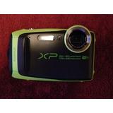 Camara Fujifilm Xp125 Water Proof Wifi