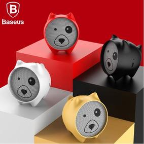 Speaker Caixa De Som Bluetooth Buldogue Baseus!