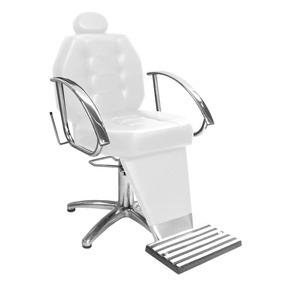 Cadeira Para Maquiagem Reclinável Linea Marri