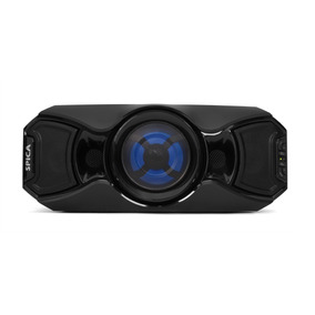 Parlante Potenciado Bluetooth Spica Sp Pp610 Con Luz