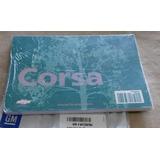 Manual Do Proprietário Em Branco Corsa Novo Sedan 2009/