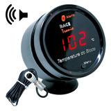 Medidor Temperatura Bloco Motor Cabeçote Carro Digital Tb10