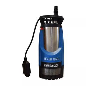 Bomba Sumergible Hyundai Hywsa1200 1200w