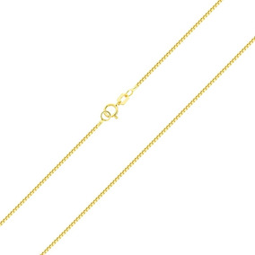 Corrente Gargantilha Ouro 18k 750 Feminina 45cm C/ Garantia