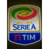 1ce40c1148 Patch Serie A Tim 17 18 Calcio Italiano Milan Inter Juventus