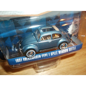 Greenlight 1/64 1951 Volkswagen Type 1 Beetle Escarabajo
