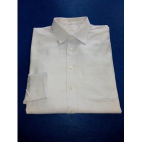 Camisa Ermenegildo Zegna Azul Y Blanco