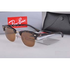 b7cc1d22b0c50 Oculos Clubmaster Marrom - Óculos no Mercado Livre Brasil