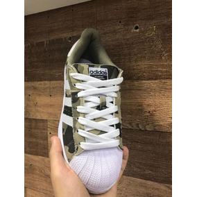 e3dad22209 Tenis Masculino Adidas - Tênis Casuais para Masculino Verde claro no ...